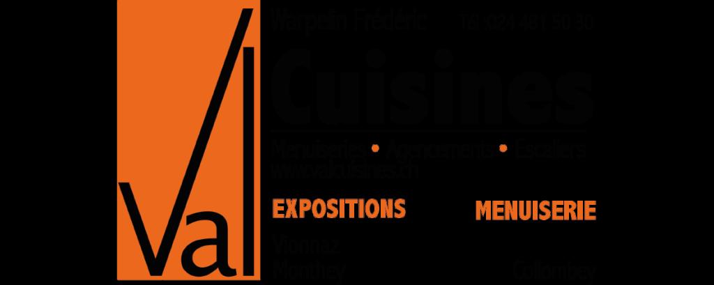 Logo Valcuisines 2009