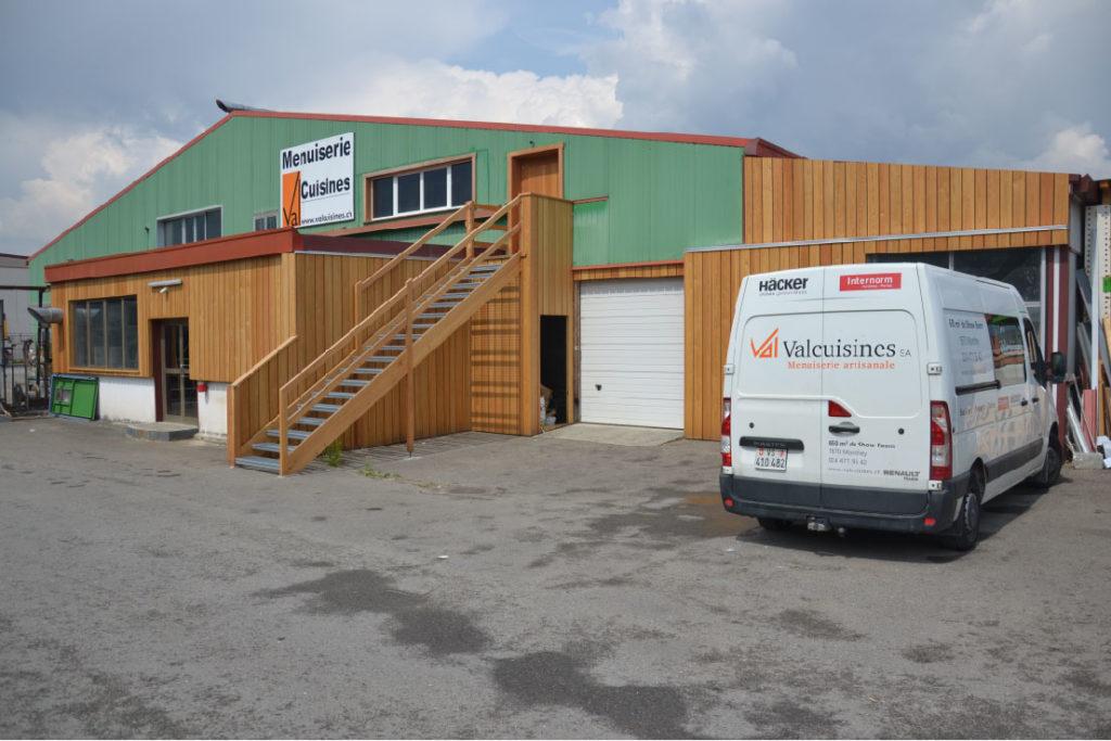 Valcuisines - atelier collombey