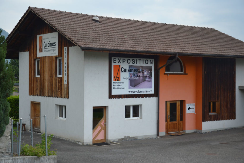 Valcuisines - bureau administratif