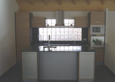 Valcuisines - stratifié chêne blanchi